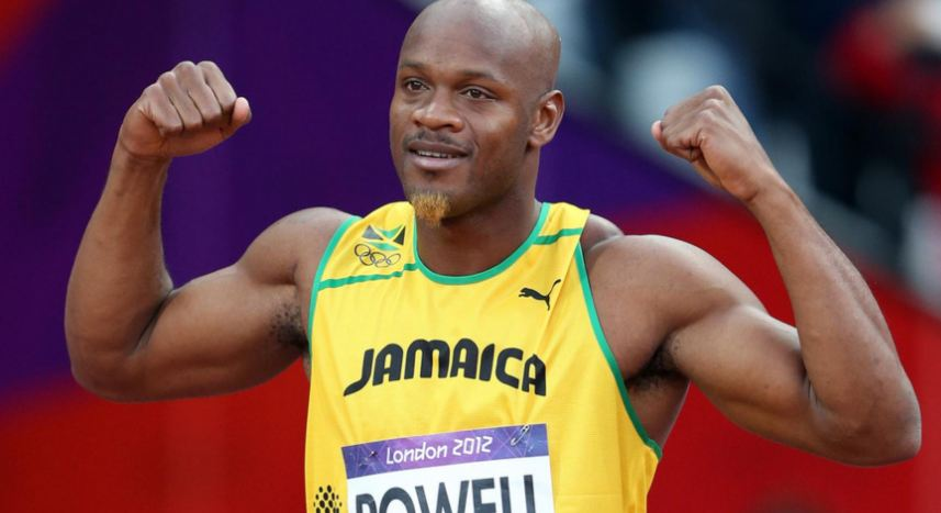 Asafa Powell Top Popular Richest Jamaican Athletes 2018
