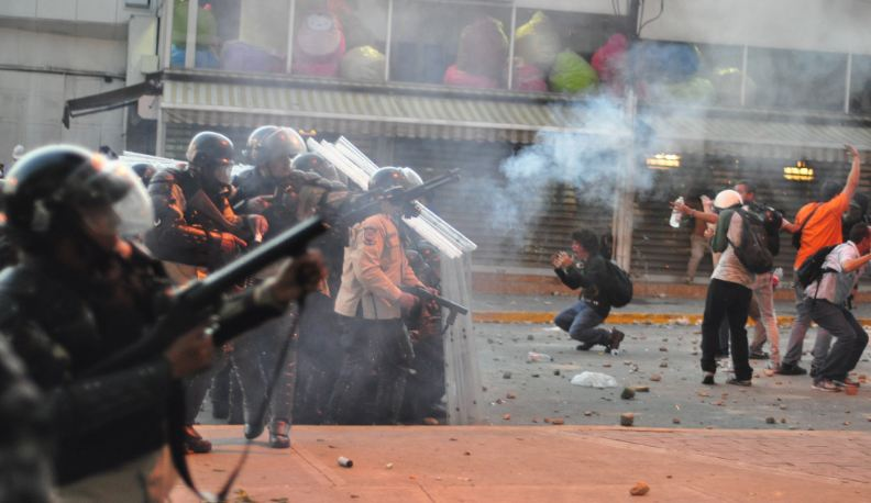 Caracas – Venezuela Top 10 Most Violent Cities in The World 2017
