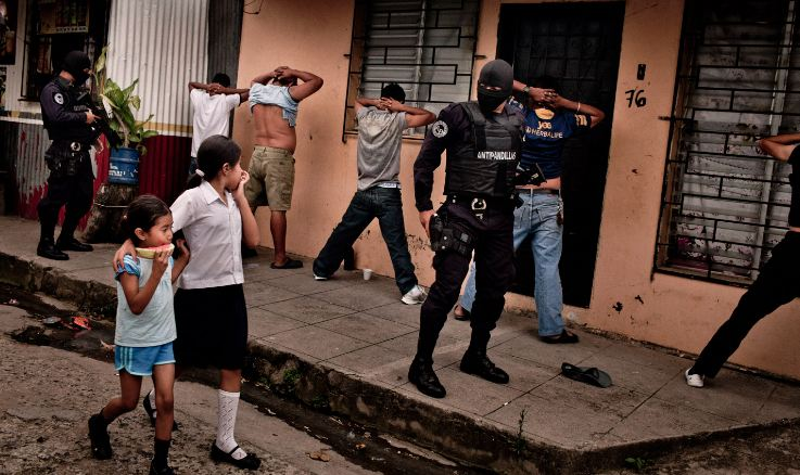Central District – Honduras Top Popular Violent Cities in The World 2018
