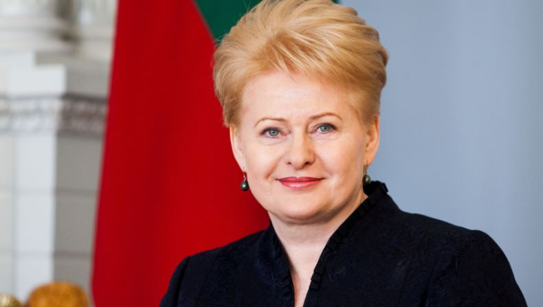 Dalia Grybauskaite Most Powerful Women Politicians In The World 2017