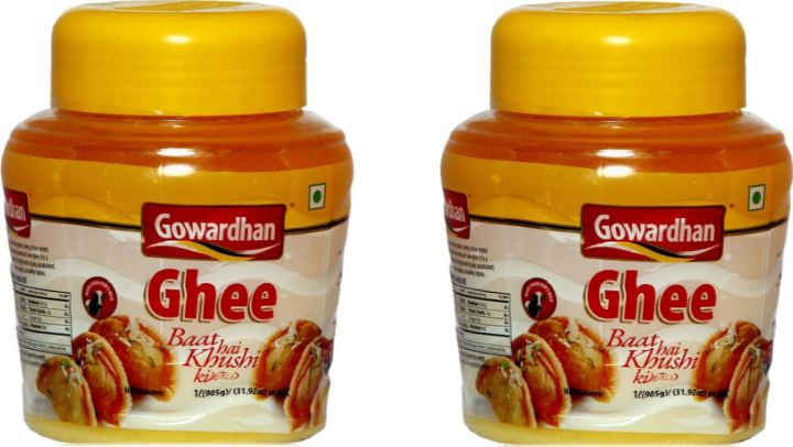 Best Pure Desi Ghee Brands in India 2019