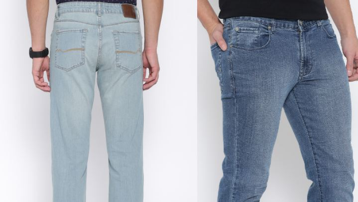 Best jeans brands in India