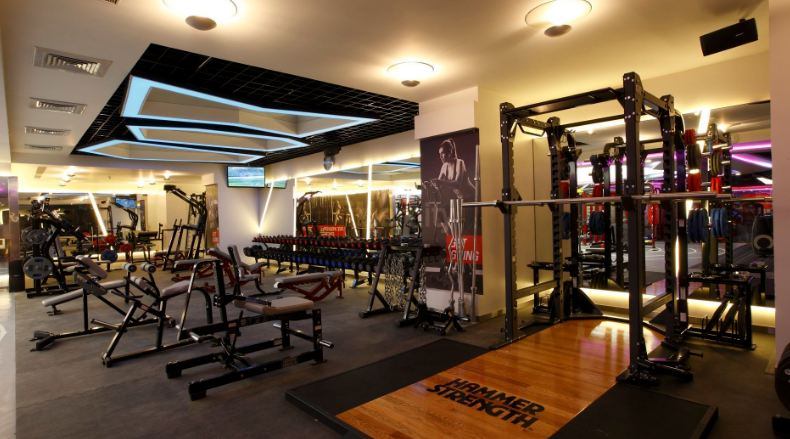 Best fitness centres in India