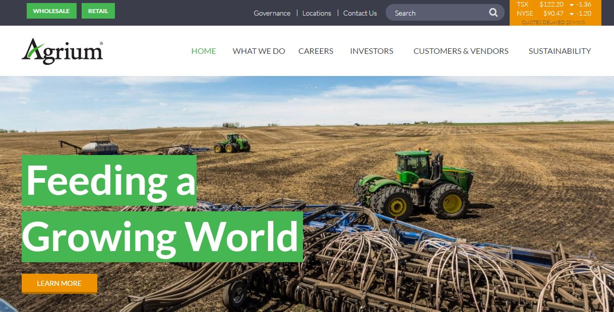 Best Fertilizer Companies in The World 2019