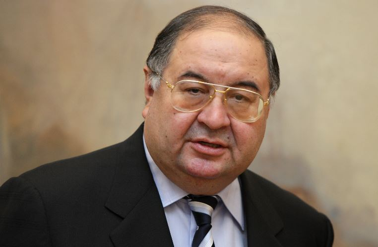 Alisher Usmanov Top Most Popular Richest Owners in Football Right Now 2018
