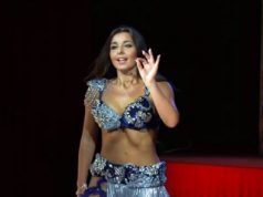 Alla Kushnir Top Most Famous Belly Dancers of All Time 2018