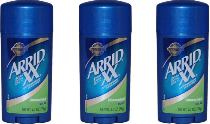 Best Deodorant Brand in the World