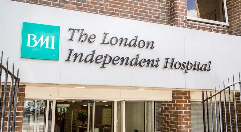 Best Hospitals In UK