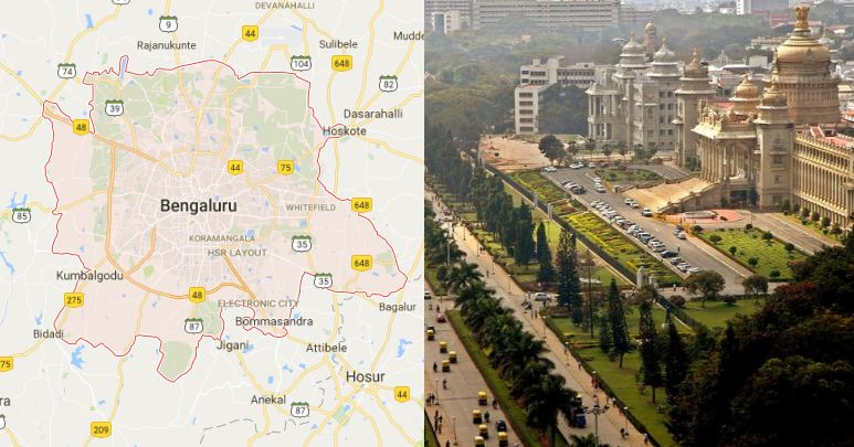 Largest cities in India 2019