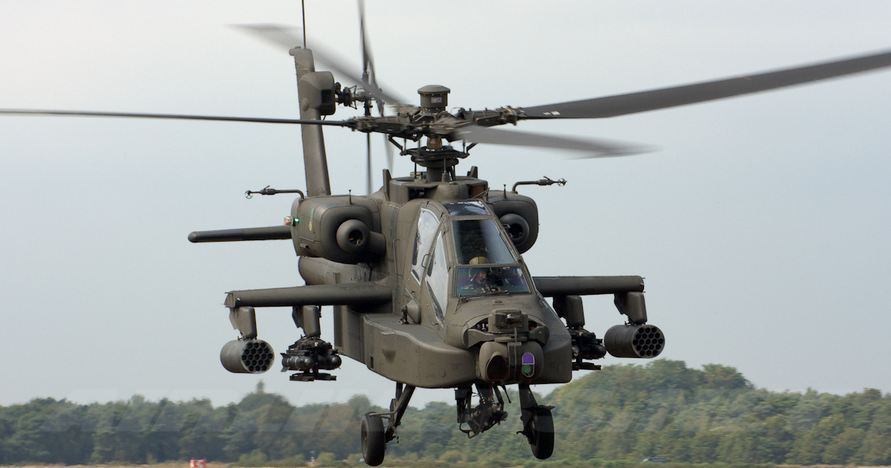 Top 10 Best Attack Helicopters In The World 2019 Trendrr
