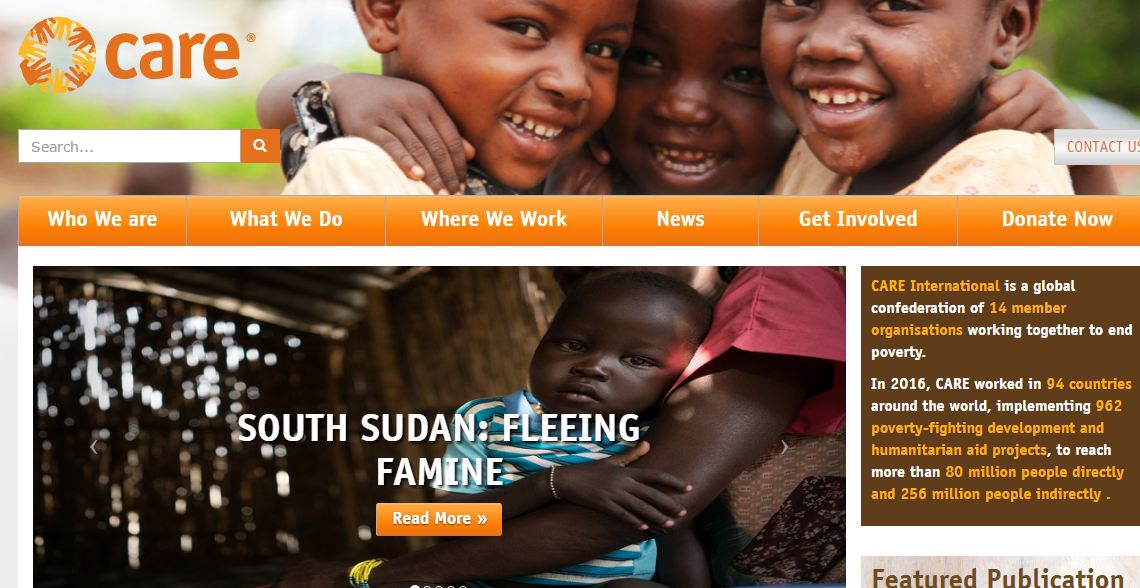 Best NGO in the World