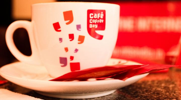 Café Coffee Day Top Popular Coffee Brands in India 2018