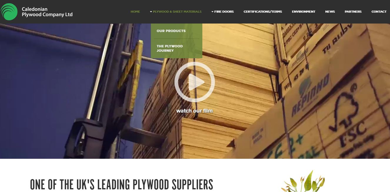Caledonian Plywood Company Ltd Top Famous Plywood Companies in World 2017