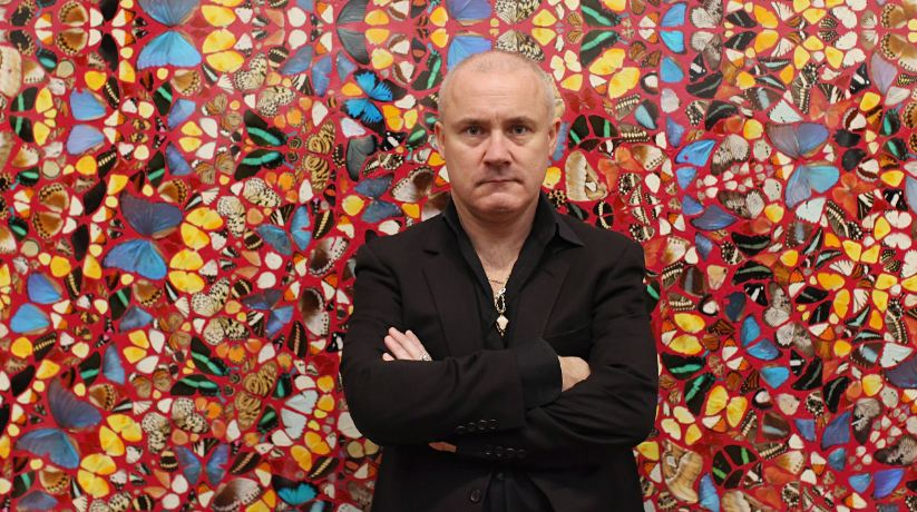 Damien Hirst Top 10 Richest Visual Artists 2017