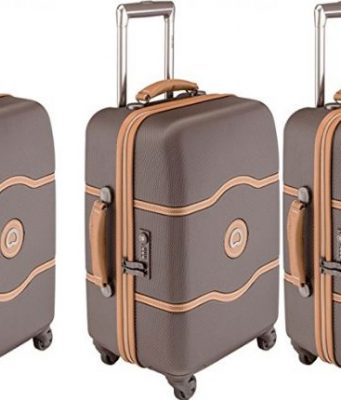 Delsey Top 10 Luggage Brands in The World 2017