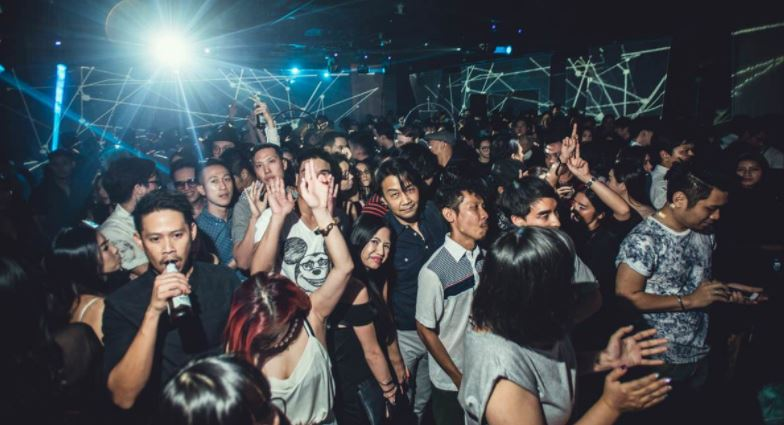 Best nightclub in Bangkok
