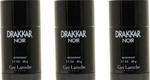 Drakkar Noir by Guy Laroche for Men Deodorant stick Top 8 Deodorant Brands For Men in The World 2017