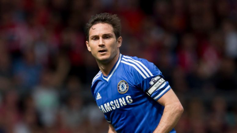 Frank Lampard Top Popular Richest Football Players in The World 2018