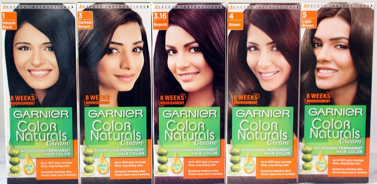 Best Hair Colour Brands In India