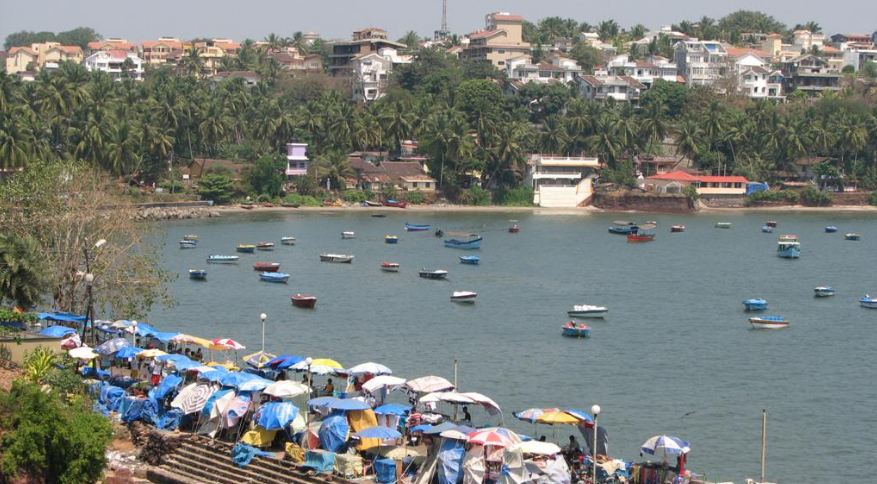 GOA Top Popular Densely Populated States in India 2018