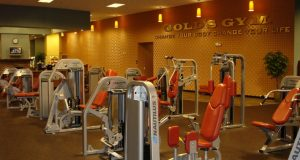 Gold's Gym Top 10 Best Gyms in India 2017