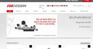 Hikvision Top Most Popular CCTV Camera Companies in India 2018