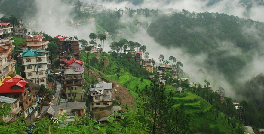 Least populated states in India