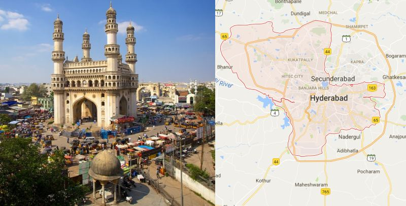 Largest cities in India