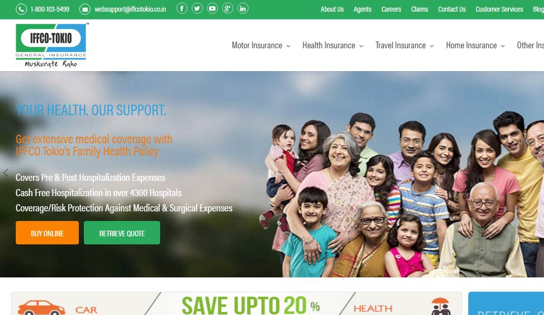 Best general insurance companies in India 2019