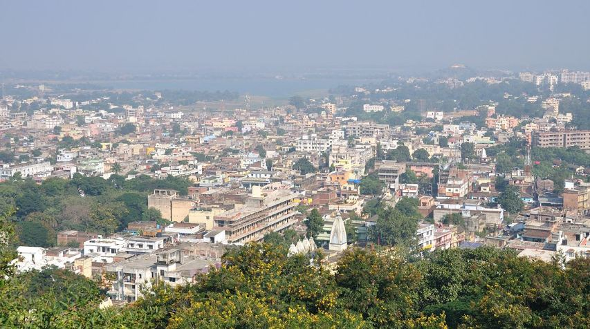 Most Densely Populated States in India