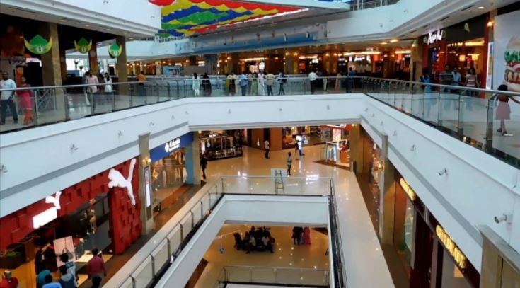 Biggest shopping mall in India 2019