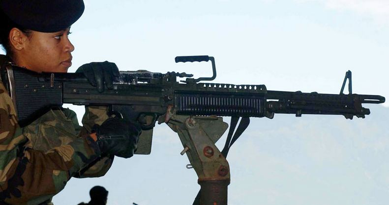 Best Powerful Machine Guns in The World