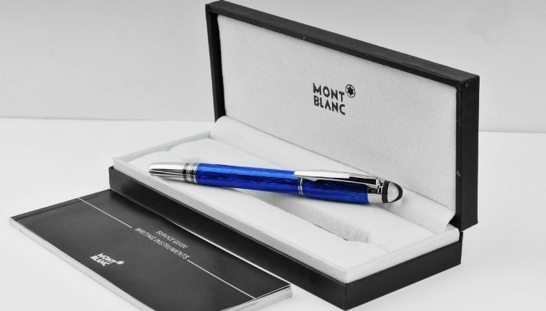 Mont Blanc Top 10 Pen Brands in India 2017