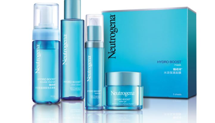 Neutrogena Top Most Famous Cosmetic Brands in The World 2018