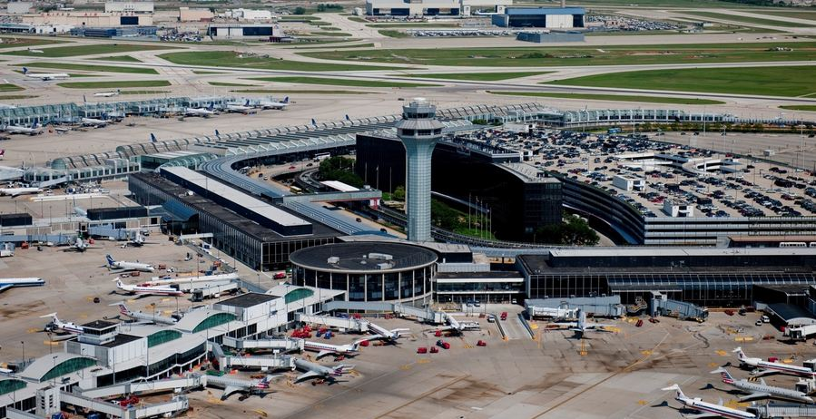 O'Hare International Airport, Chicago Top Popular Largest Airport in The World 2018