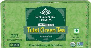 Organic India Top 10 Green Tea Brands in The World 2017