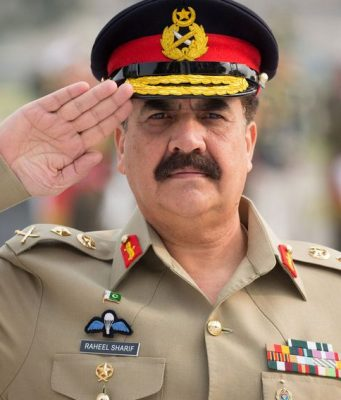 Raheel Sharif Top 10 Best Military Generals in The World 2017
