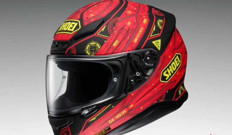 SHOEI Top Popular Helmet Brands in India 2018