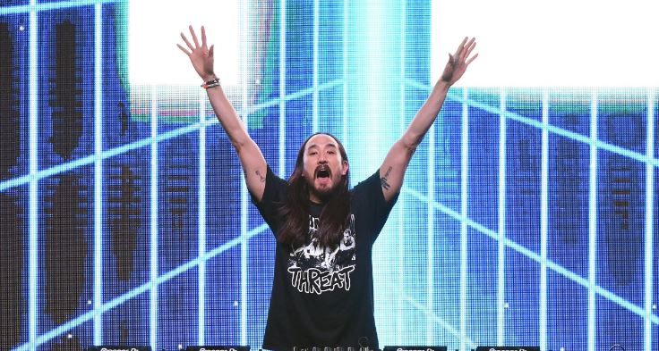 STEVE AOKI Top Most Popular Richest Djs in The World 2018