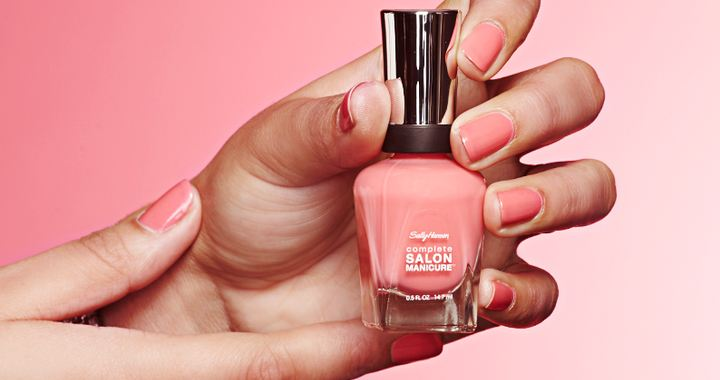 Sally Hansen Top Famous Nail Polish Brands in The World 2018