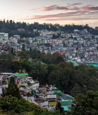 Sikkim Top 10 Least Populated States in India 2017