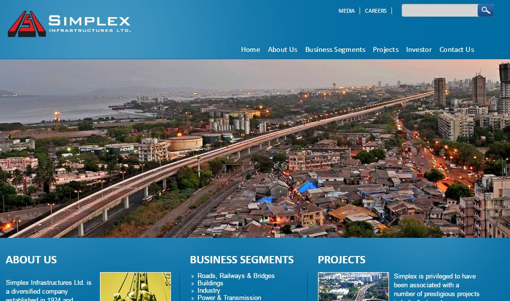 Biggest civil engineering companies in India