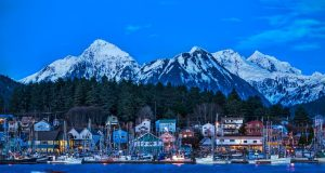 Sitka, Alaska Top 10 Largest Cities in USA 2017