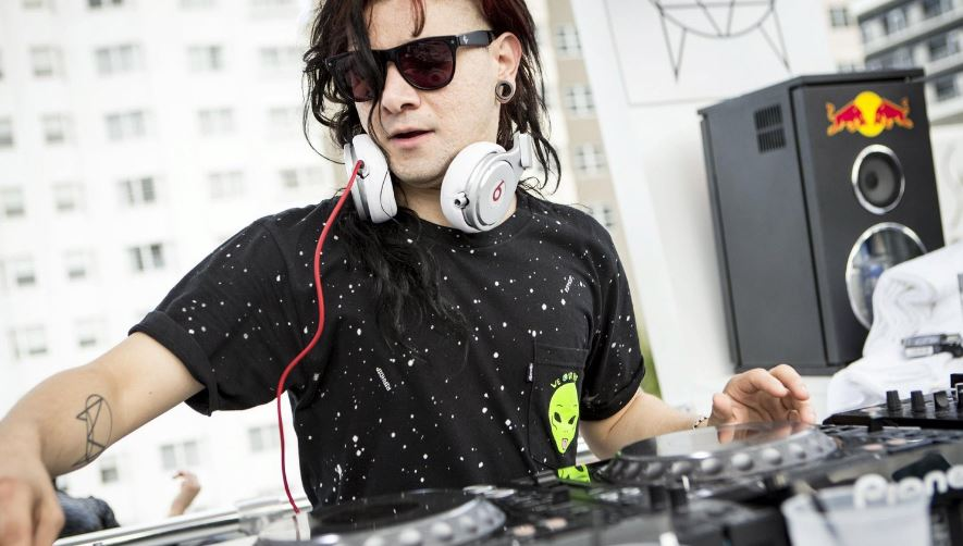 Skrillex Top Popular Richest Djs in The World 2017