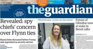 The Guardian Top 10 Most Read Newspapers in The World 2017