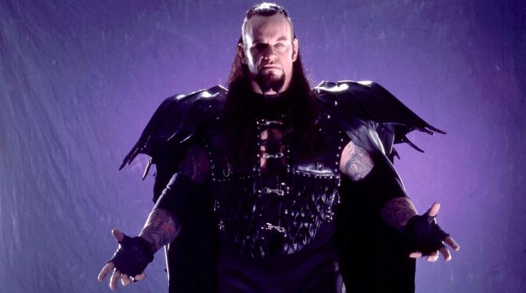 Undertaker on celebrity deathmatch