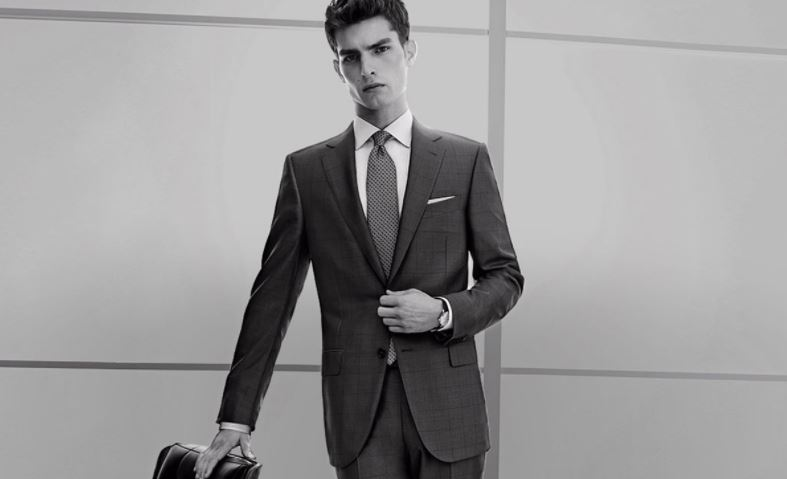 Zegna Top Popular Men's Suit Brands in The World 2018