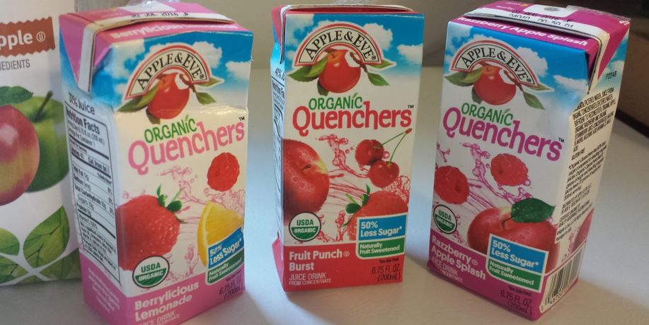 Best packaged fruit juice brands