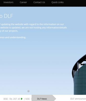 DLF Limited Top Most Popular Real Estate Companies in India 2018