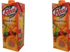 Dabur Real Top Popular Packaged Fruit Juice Brands in India 2018